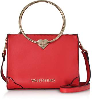Mario Valentino Valentino by Eco Leather Aladdin Small Tote Bag w/Detachable Shoulder Strap