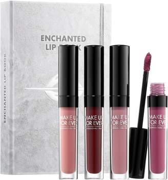 Make Up For Ever Enchanted Lip Book