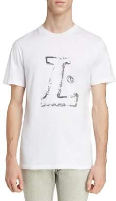 Lanvin L Graphic T-Shirt