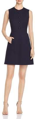 Elie Tahari Louisa Sleeveless Fit-and-Flare Dress