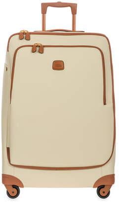 "Bric's Firenze Cream 30"" Light Spinner Luggage"