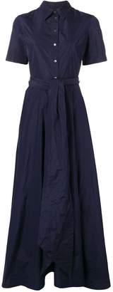 P.A.R.O.S.H. belted shirt dress