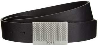 BOSS Embossed Buckle Belt