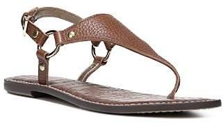 Sam Edelman Women's Greta Leather Thong Sandals