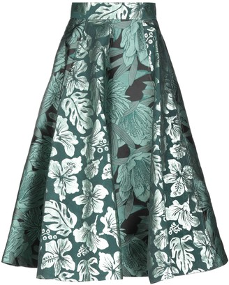 Christian Pellizzari 3/4 length skirts - Item 35400182EG