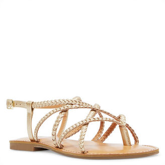 Intoyou Sandals $69 thestylecure.com