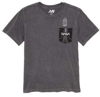 Mighty Fine NASA Pocket T-Shirt