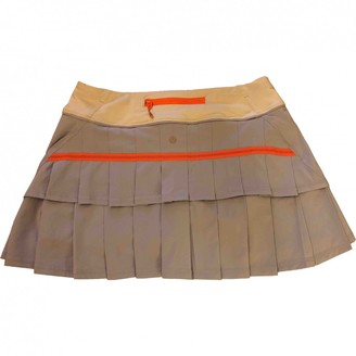 Lululemon Multicolour Skirt for Women