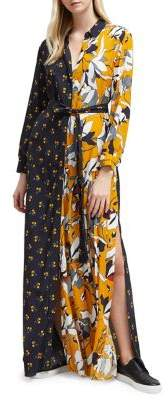 French Connection Aventine Printed Maxi Dress