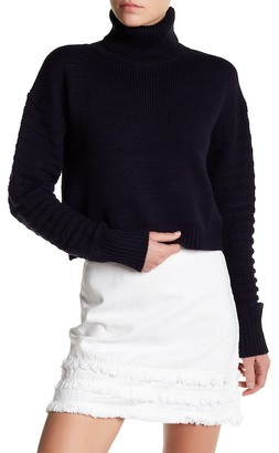 The Fifth Label Fast Forward Knit Turtleneck $105 thestylecure.com