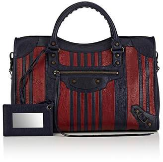 Women's Arena Leather Classic City Bag
