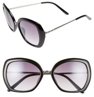 Women's Bp. Butterfly Sunglasses - Black $12 thestylecure.com
