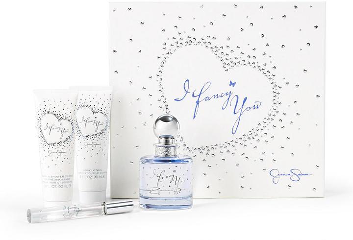 Jessica Simpson I Fancy You Gift Set
