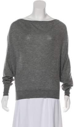 Stella McCartney Cashmere Bateau Neck Sweater