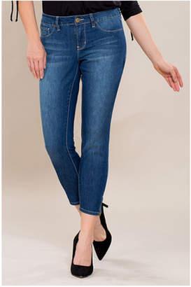 YMI Jeanswear Anklet with Size Zip