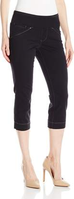 Jag Jeans Women's Petite Marion Pull on Crop
