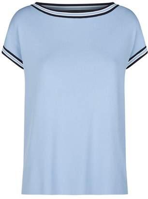 Giorgio Grati Boat Neckline T-Shirt