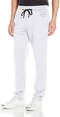 Armani Exchange A|X Men's Drawstring Tape Soccer Jersey Pants