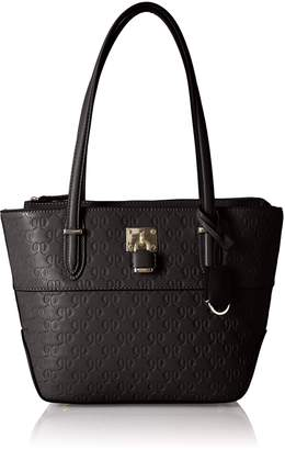 Nine West Women's Reana Tote Bag, Black/Black