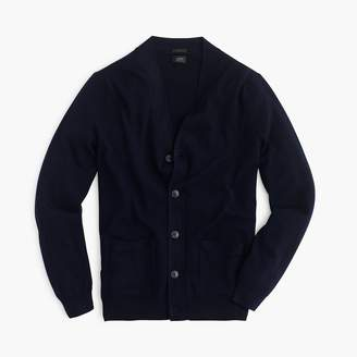 J.Crew Slim merino wool cardigan sweater