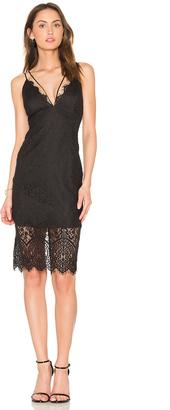 Bardot Flora Midi Dress $99 thestylecure.com
