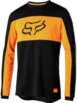 Fox Racing Ranger Dri-Release Foxhead Long-Sleeve Jersey - Men's