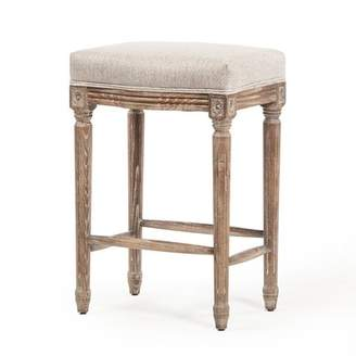 Ophelia & Co. Viqueque Vintage French 26.5 Bar Stool