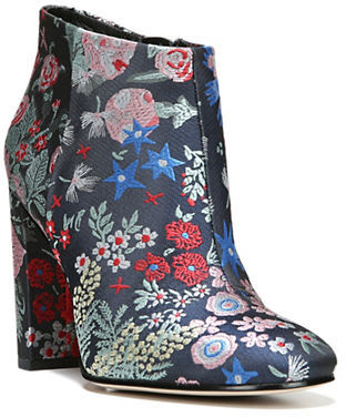 Sam Edelman Cambell Embroidered Booties $160 thestylecure.com