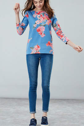 Joules Printed Jersey Top