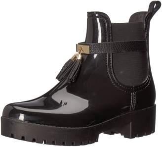 dav Women's Leeds Tassel Rain Boot