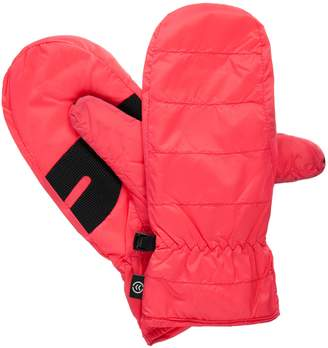 Isotoner Women's SmarTouch Packable Tech Mittens
