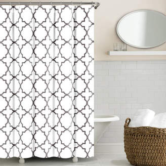 Three Posts Prattsburgh Cotton Shower Curtain