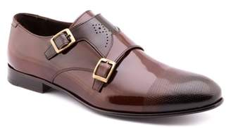 Jared Lang Martin Double Monk Strap Shoe