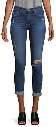 AG Jeans Prima Roll-Up Jeans