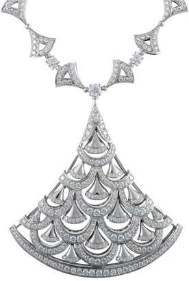 Bulgari Diva's Dream 18K 15.73 Ct. Tw. Diamond Necklace