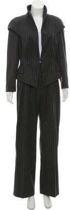 Givenchy Structured Wool Pantsuit