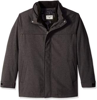 Dockers Tall Size Filled Soft Shell Jacket with Bib