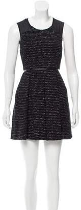 Markus Lupfer Sleeveless Mini Dress