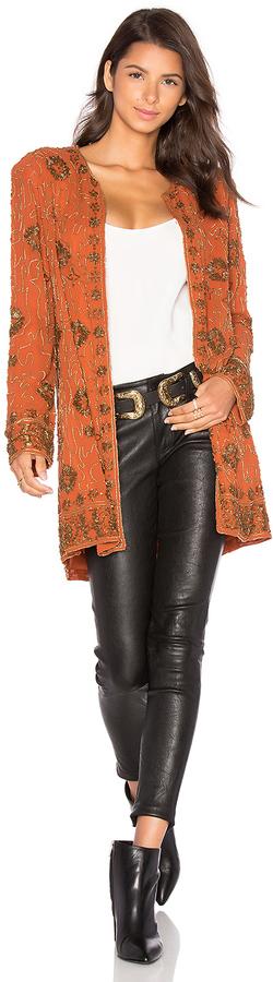 House of Harlow x REVOLVE Amber Embellished Coat