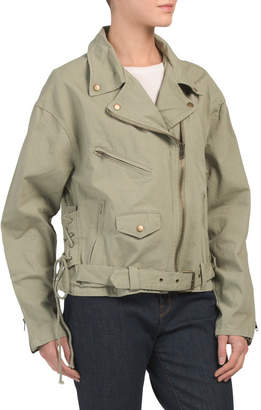 Juniors Australian Designed Khaki Jacket