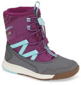 Merrell Snow Crush Waterproof Snow Boot