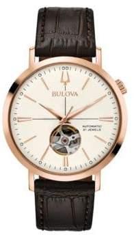 Bulova Classic Automatic 97A136 Strap Watch