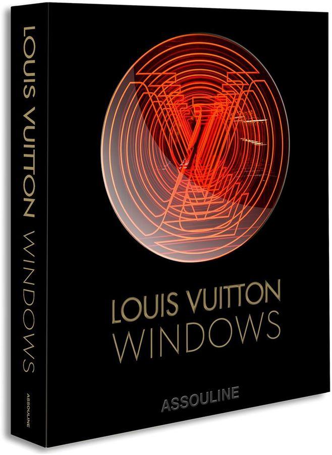 AssoulineAssouline Louis Vuitton Windows book