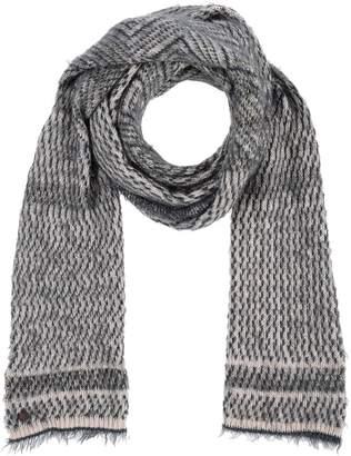Manila Grace DENIM Oblong scarves