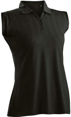 Asstd National Brand Nancy Lopez Golf Grace Sleeveless Polo Plus