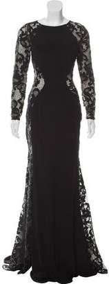 Jovani Long Sleeve Evening Dress w/ Tags