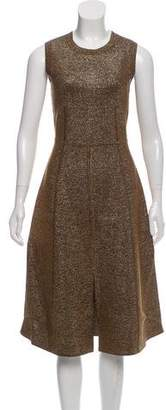 Veronica Beard Foley Metallic Dress w/ Tags