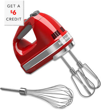 KitchenAid 7 - Speed Digital Hand Mixer With Turbo Beater - Khm7210er