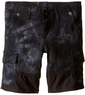 True Religion Kids Chambray Trooper Cargo Shorts (Toddler/Little KIds) $69 thestylecure.com