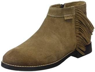 Levi's Women's Sancino Fringe Ankle Boots,40 EU